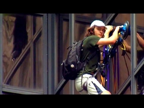 A Closer Look At Why This Man Scaled Trump Tower Using Suction Cups