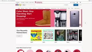 EBay Gizli Reklam Oluşturma