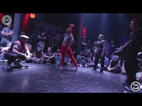 Alianz Street Battle / Locking & Waacking / TOP 8 / Chino & Flor Sosa vs Dai & Yakur