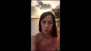 Cecilia Suárez reacciona al #PaulinaDeLaMoraChallenge