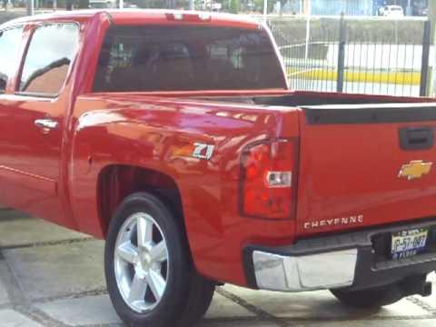 Chevrolet Cheyenne Roja 2008 AutoConnect.com.mx
