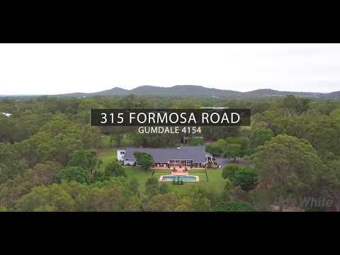 Ray White Real Estate Video,  315 Formosa Road, Gumdale, Brisbane