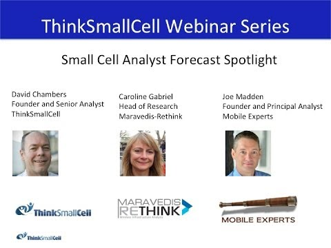 Small Cell Analyst Forecast Spotlight 2014