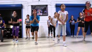 United Beats Crew │Winter Workshop│Uptown Funk