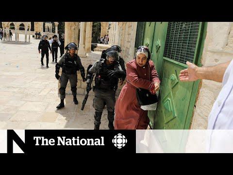 The Jerusalem neighbourhood symbolizing the Palestinian struggle against Israeli occupation