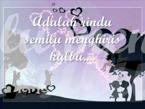 Ku Menunggu ( siti Nurhaliza) with lyric