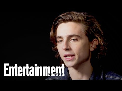 Timothée Chalamet On Dramatic Narrative Of Call Me By Your Name   Oscars 2018   Entertainment Weekly