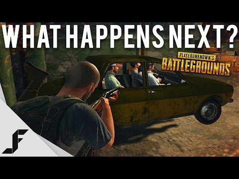 WHAT HAPPENS NEXT? - Battlegrounds