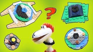 КТО ПОБЕДИТ В БИТВЕ ЛЕГО БЕЙБЛЭЙДОВ? Дракоша Гоша и Бейблэйды! Мультики для детей. Видео с игрушками