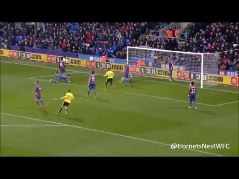 Troy Deeney 100 Watford Goals