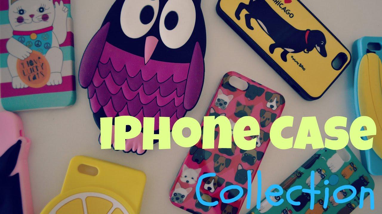 iPhone Case Collection   Colección de fundas para el celular - YouTube