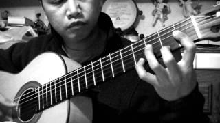 Be My Lady - V. Saturno (arr. Jose Valdez) Solo Classical Guitar