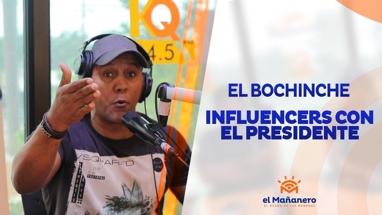 El Bochinche - Conversatorio de influencers con Danilo, y Naguero pone en su puesto a Tomas troncoso