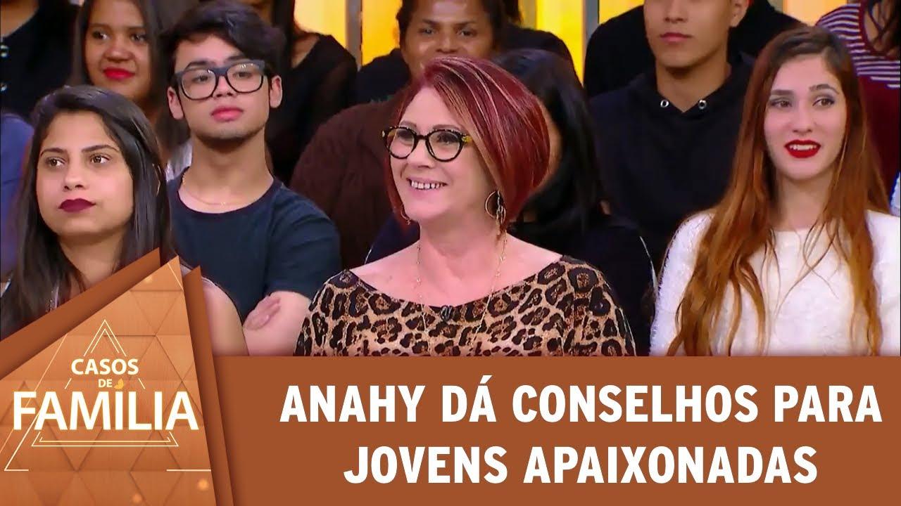 Dra. Anahy dá dica para jovens apaixonadas | Casos de Família (06/07/20)