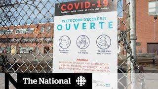 Quebec considers closing schools to curb spread of COVID-19