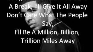 Drake - Make Me Proud Lyrics