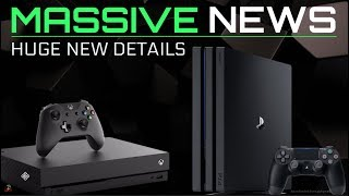Xbox One X News! The Game Awards 2017! New Games & Big PS4 News!