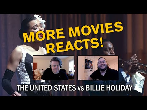 More Movies Reacts To The United States vs. Billie Holiday Trailer!