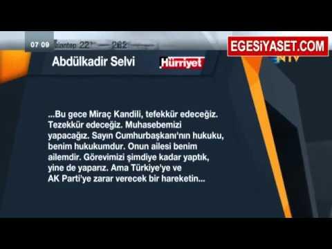 Başbakan Davutoğlu İstifa Edecek mi?