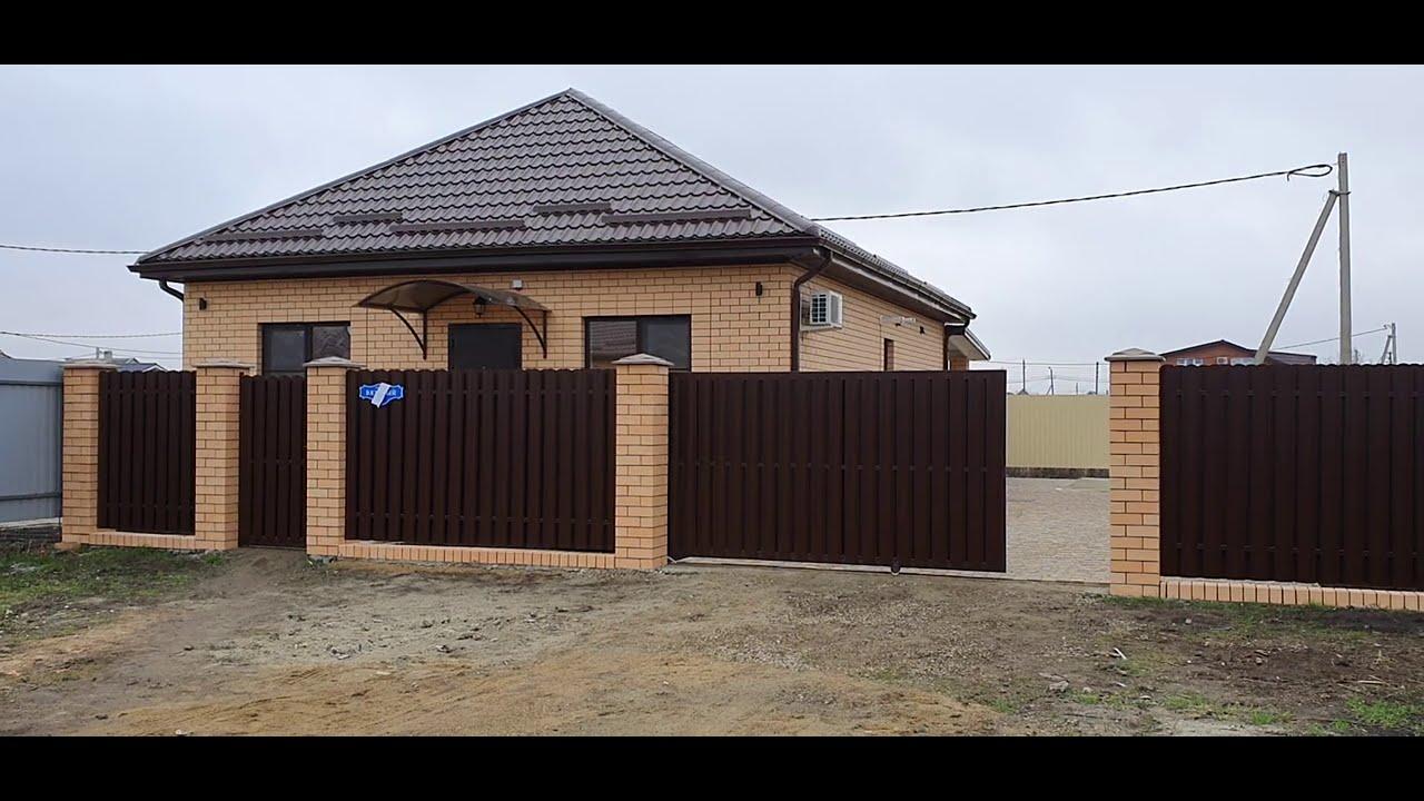 Дом в коттеджном посёлке Альфа г. Краснодар