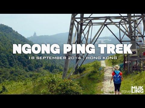 Ngong Ping Trek 2014