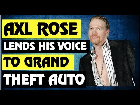 Guns N' Roses: True Story Behind Axl Rose (Tommy The Nightmare) & Grand Theft Auto K-DST