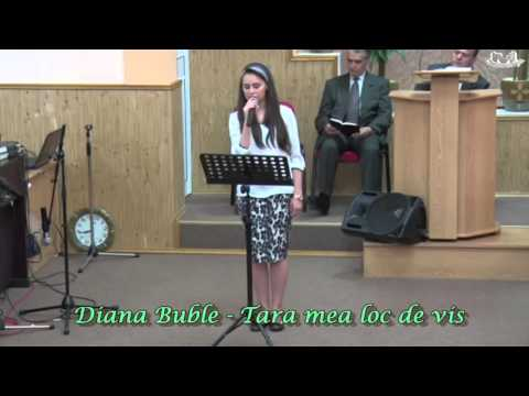 Diana Buble - Tara mea loc de vis, Tara...