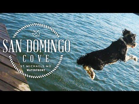San Domingo Cove