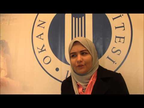 Okan University Student Interviews- Yousra Elhouti (Morocco)