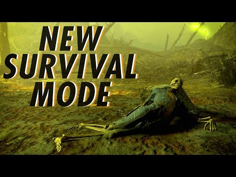 Fallout 4 - New Survival Mode