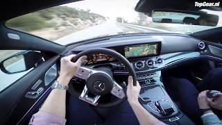 Mercedes-AMG CLS 53 4Matic+: POV 1e rij-indruk