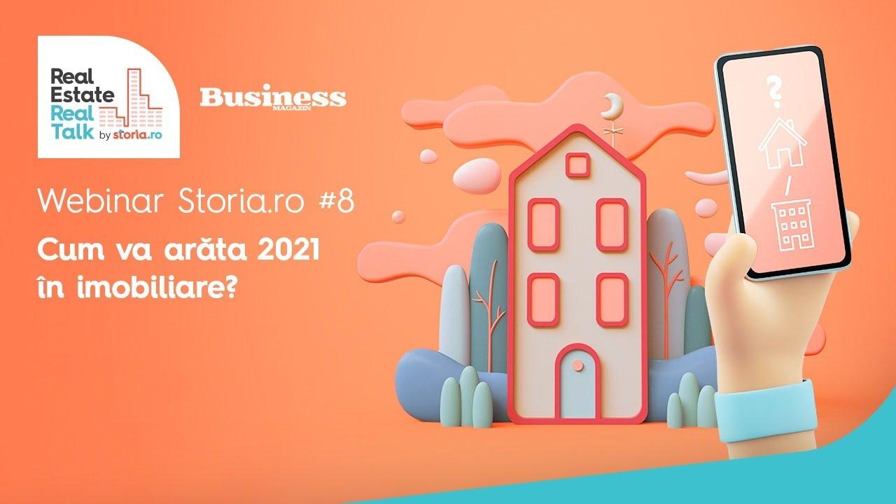 Al 8-lea webinar Storia.ro. Invitată: Andreea Comșa, fondator & CEO Premier Estate Management.