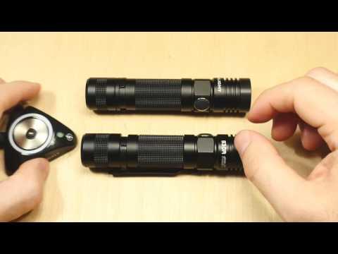 Olight S2 CU Copper Baton Review 950 Lumens for EDC!