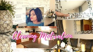 Clean With Me || 2018 Cleaning Motivation