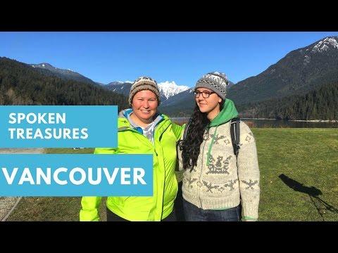Stanley Park Totem Poles - Spoken Treasures Tour Vancouver
