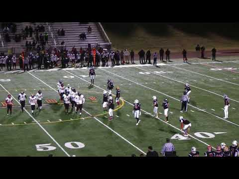 2017 PG County versus SMAC All-Star Football Game (wide view) - Dec 12