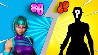 TOP 10 MOST EXCLUSIVE SKINS OF FORTNITE - UPDATED (SKINS THAT ALMOST NO ONE HAS IN 2019)