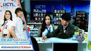 Video DEAR NATHAN THE SERIES - Ciyeee Bukunya Salma Nathan Yang Bayarin [4 Oktober 2017] download MP3, 3GP, MP4, WEBM, AVI, FLV Juli 2018