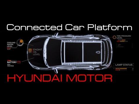 Connected Car Platform from Hyundai Motor