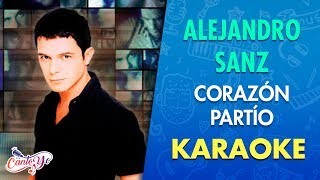 alejandro sanz   corazón partío official cantoyo video