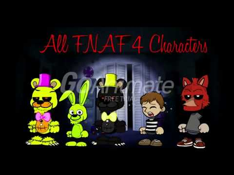 Fnaf Character Customizer
