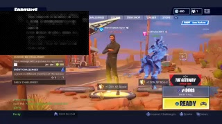 Chill Night Stream! New Skins out! Playing with aug756 (Norsk fortnite battle Royale) #Roadto90subs!