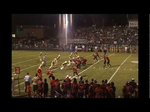Keshun Robinson RB/LB 2012 Hightlights (Al Raby High School, Chicago, IL)
