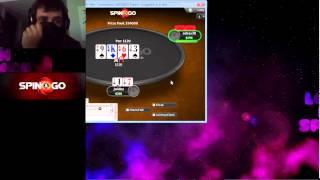 Poker Wizard wins $45,000 Spin & Go on PokerStars