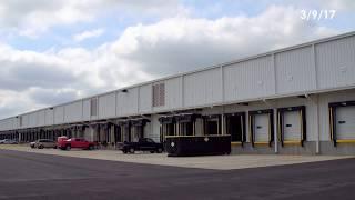 FedEx Ground Distribution Center | Carencro, LA