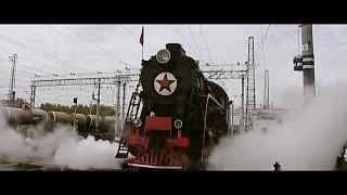 Паровоз Л. Станция Пермь-2 (9 мая 2012) Steam Locomotive