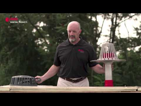 SpeedTite Drain: Fastest Installation - OMG Roofing Products