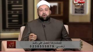 داعية إسلامي يكشف عن طريقة مُثلى للخشوع في الصلاة .. فيديو