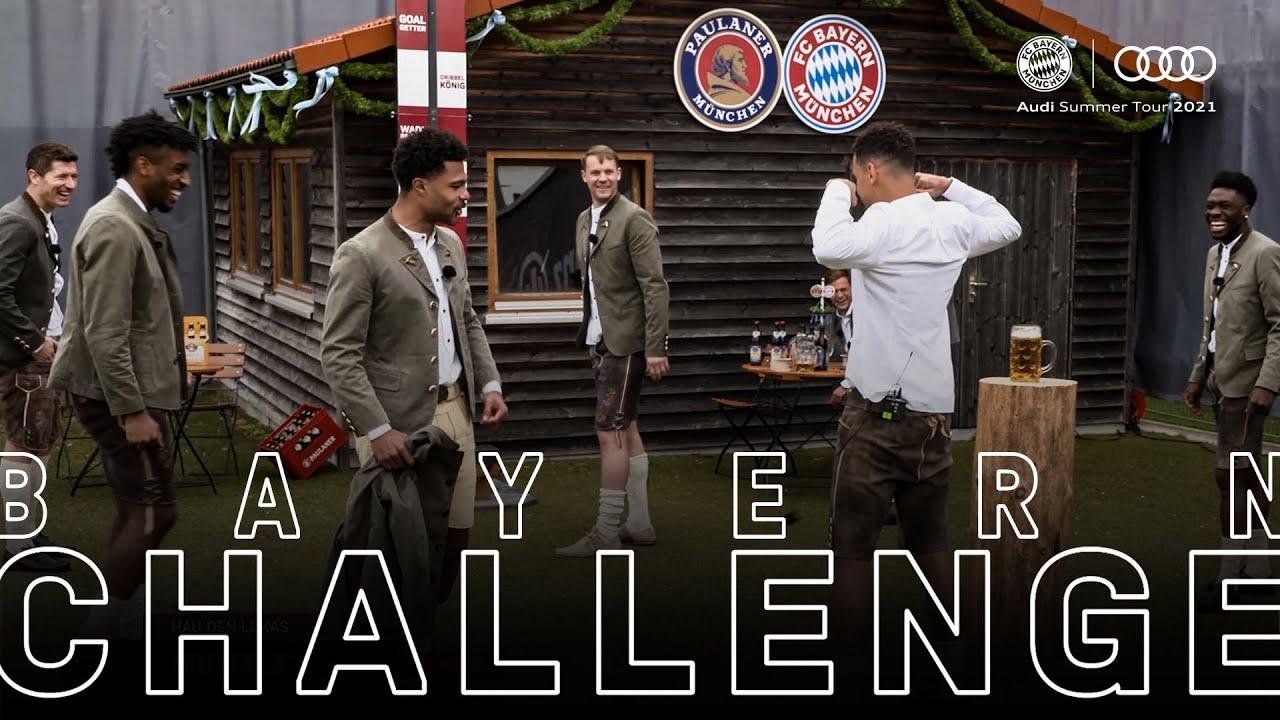 Bayern Challenge   #5 FCB Summer Games