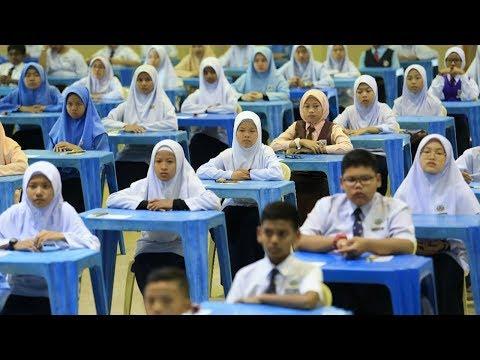 16,559 calon ambil UPSR di Negeri Sembilan